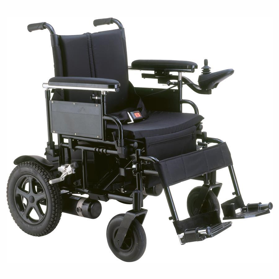Drive cirrus plus ec folding power chair folding power for Mobility chair
