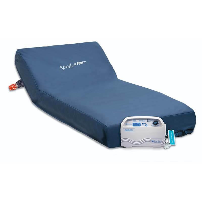 blue chip apollo 3 port alternating air pressure mattress