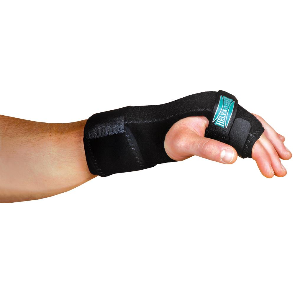 Hely Amp Weber Tko Prebent Knuckle Orthosis Thumb And