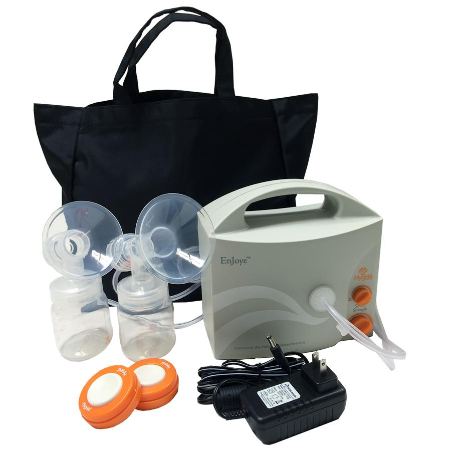 Hygeia Enjoye Double Breast Pump With Personal Accessory -6931