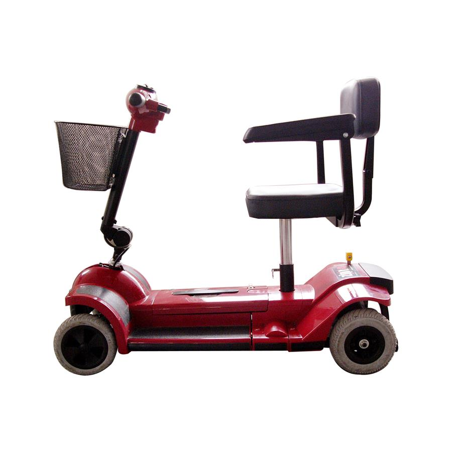 Zipr Extra Four Wheel Traveler Scooter Scooters
