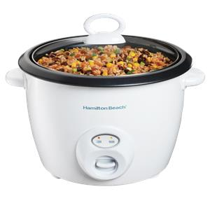 Hamilton Beach Twenty Cup Capacity Rice Cooker