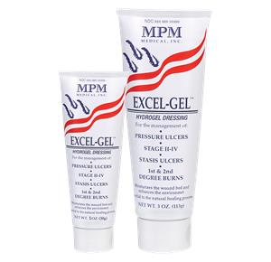 MPM Excel-Gel Hydrogel Dressing