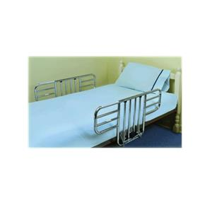 Mabis DMI Half-Length Steel Bed Rails