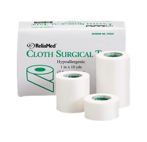 ReliaMed Hypoallergenic Cloth Surgical Tape