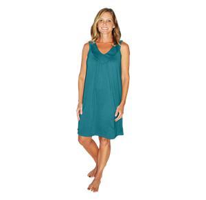 72517b96f6 Cool Jams Moisture Wicking Gathered Tank Nightgown