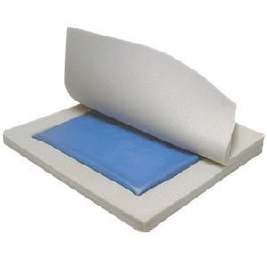 Drive Skin Protection Gel E 3 Inch Wheelchair Seat Cushion With Gel Bladder