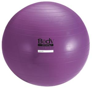 BodySport Studio Series Fitness Balls With Slow Air Release