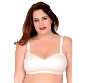 49b1b902779 La Leche League Freedom Full Coverage Nursing Bra