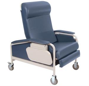 Winco Three Position Convalescent Bariatric Recliner  sc 1 st  Patient Room & Clinical Care Recliners / Geri Chair Products | Clinical Furniture islam-shia.org