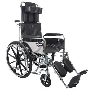 Karman Healthcare KN-880 Reclining Back Wheelchair  sc 1 st  Shop Wheelchair & Recliner Wheelchair Products | Manual Wheelchair islam-shia.org