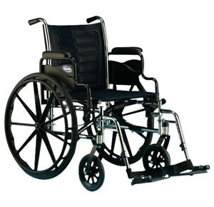 Invacare Tracer IV 24 Inches Wheelchair