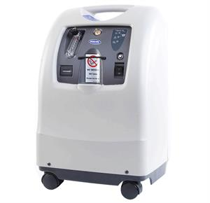 Invacare Perfecto2 V 5 Liters Oxygen Concentrator With SensO2 Oxygen Sensor