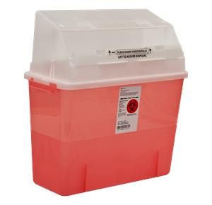 Covidien Sharps-A-Gator Safety In Room Sharps Container