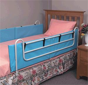 Mabis DMI Vinyl Bed Rail Cushions