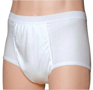 Salk Light And Dry Breathable Men Incontinence Briefs