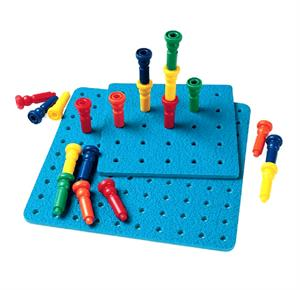 Lauri Pegboards And Tall Stacker Pegs