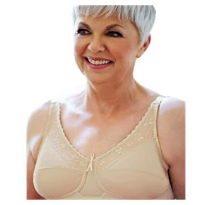 cf31a5d6436 ABC Mastectomy Bra - Lace Trim Soft Cup Style 120