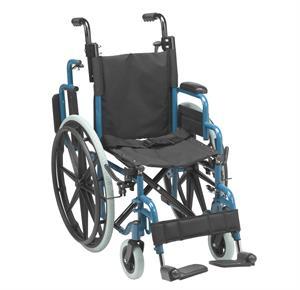 Drive Medical Wallaby Pediatric Folding Wheelchair