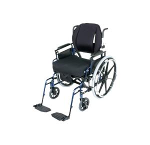 Acta-Back 10 Inches Tall Wheelchair Back Support