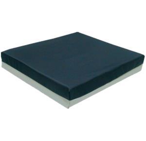 Hudson Medical Pressure Eez Lite Three Inches Gel Foam Wheelchair Cushion With Nylon Cover