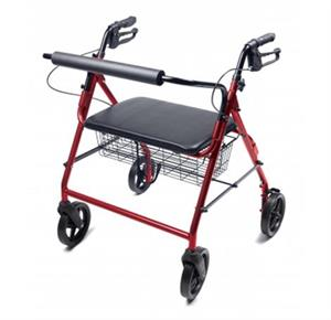 Graham-Field Walkabout Imperial Four-Wheel Bariatric Rollator