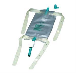 Bard Dispoz-A-Bag Leg Bags With Flip Flo Valve