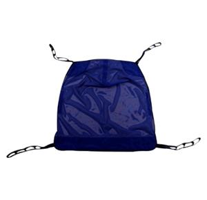 Invacare Heavy Duty Full Body Mesh Patient Lift Sling Without Commode Opening