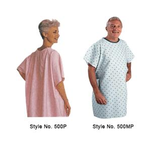 Salk SnapWrap Deluxe Adult Patient Gown