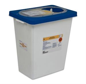 Covidien Kendall SharpSafety PharmaSafety Sharps Disposal Container