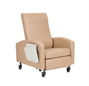 graham field lumex clinical care recliner chair