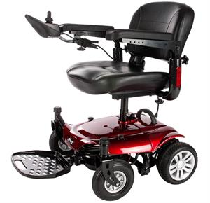 Drive Cobalt Rear Wheel Drive Transportable Power Wheelchair