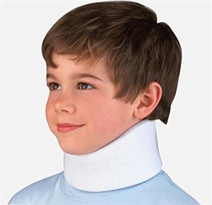 FLA Orthopedics Pediatric Microban Cervical Collar
