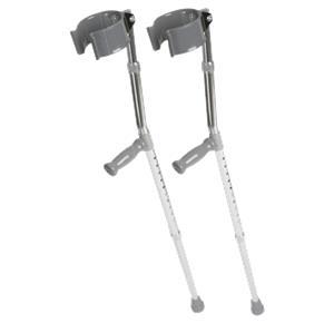 Tubular Fabricators Forearm Crutches