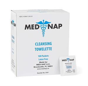 Medline Antiseptic and Cleansing Towelettes