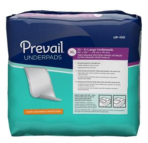 Prevail Disposable Underpads