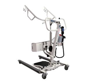 invacare sit to stand lift manual