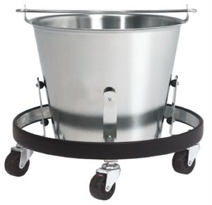 McKesson Stainless Steel Kick Bucket