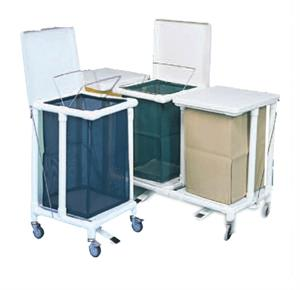 duralife laundry hamper with footpedal - Laundry Carts