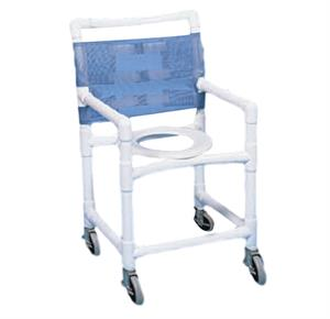 chair clean mobile commodes slim com commode wheels etac with but products roomy shower