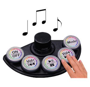 Bluetooth and MP3 Audio Center