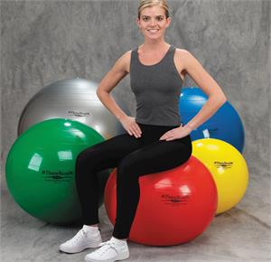 TheraBand Inflatable Pro Series SCP Exercise Balls
