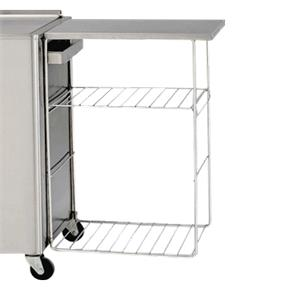 wire shelving units products infection control. Black Bedroom Furniture Sets. Home Design Ideas