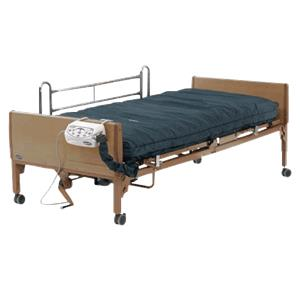 invacare microair solace alternating pressure with ondemand low air loss mattress