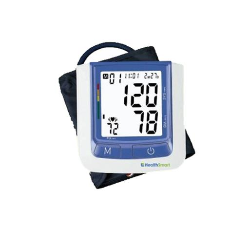 Mabis DMI HealthSmart Select Automatic Arm Digital Blood Pressure Monitor With AC Adapter