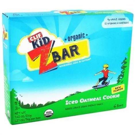 Buy Clif Og2 Oatmeal Cookie Zbar