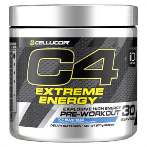 Cellucor C4 EXtrem Energy Dietary Supplement