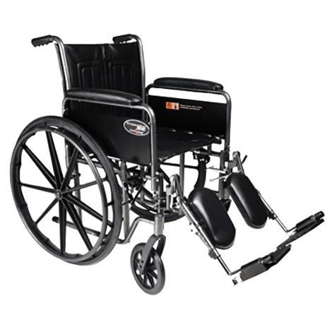 Graham-Field Everest & Jennings Traveler SE Wheelchair
