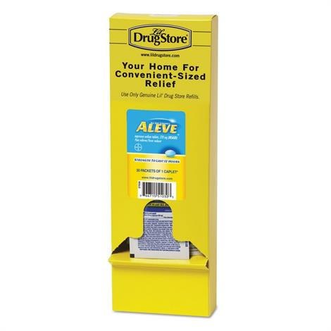 Buy Aleve Pain Reliever Tablets Refill Packs