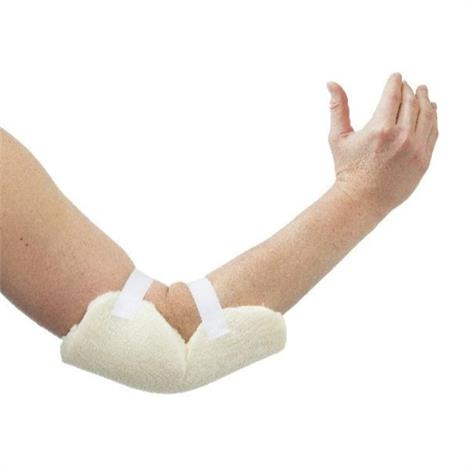 Essential Medical Sheepette Synthetic Sheepskin Heel And Elbow Protectors
